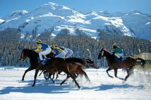 White Turf St. Moritz: 'H.H. Sheikha Fatima Bint Mubarak'