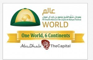 One World, 6 Continents