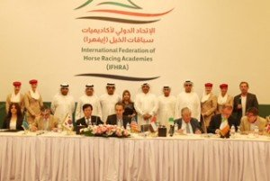 IFAHR General Assembly 2015