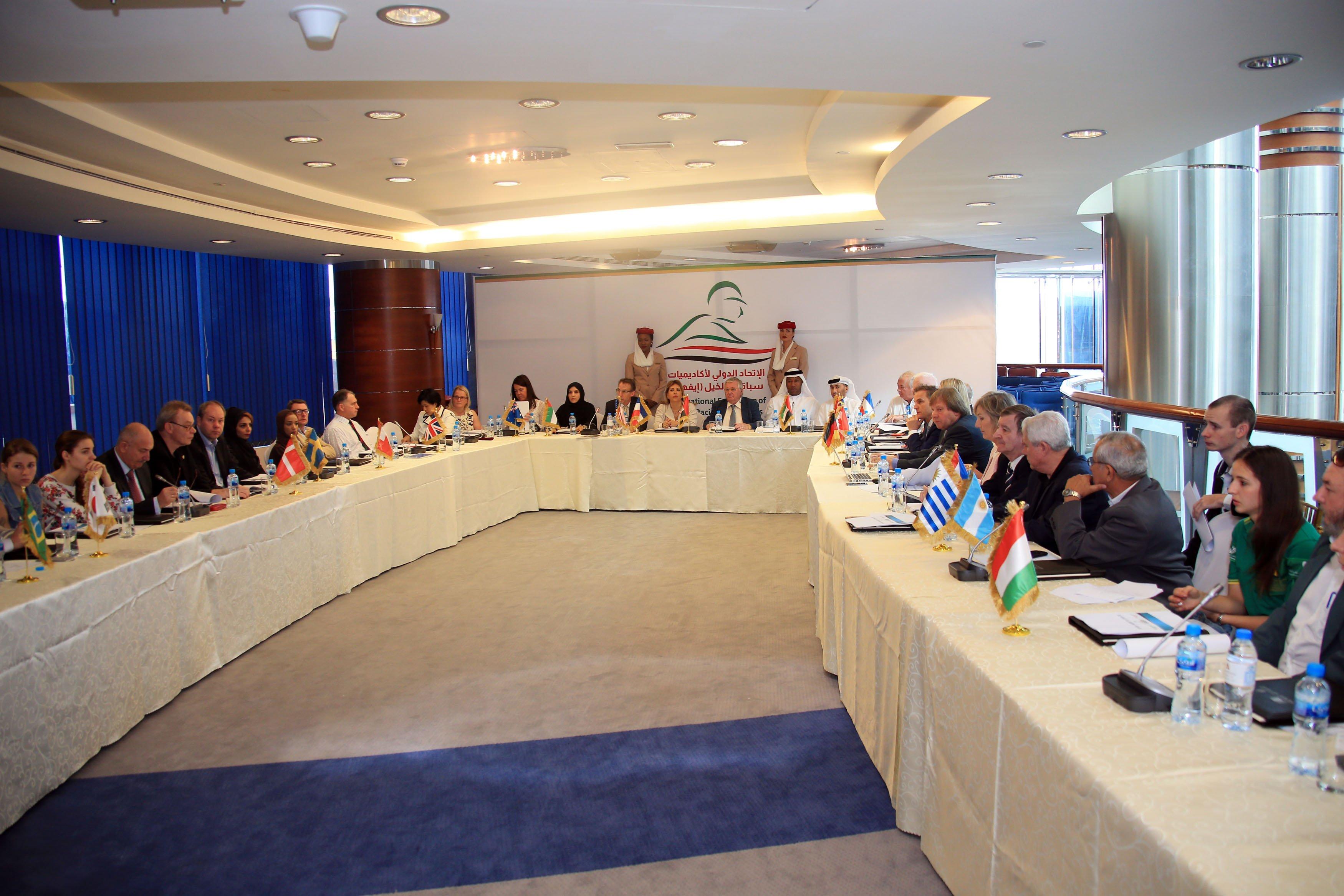 International Federation Of Horse Racing Academies Meets
