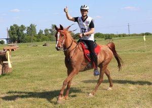 olish rider Wojciech Heliasz