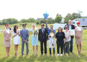 Zayed Cup prize Distribution