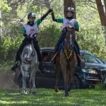 Winners Ladies ride