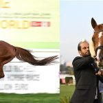Al Zahir and Jim Crowley Win HH Presidents Cup Photos by Leigh Young