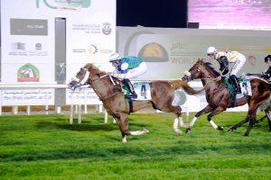 Madjanthis wins Wathba Stallions Cup