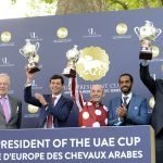 Pres of the UAE Cup