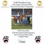 UAE Pres CDoncaster