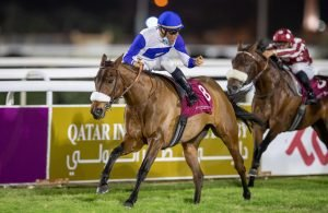 Lady Princess, winner of Qatar Derby Gr2 PA_1.jpg
