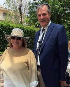 Paul and Kathy Smoke